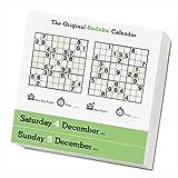 DEF 2021 Calendario de Escritorio Sudoku Una página por día Calendario de Escritorio, Calendario Divertido, Regalos creativos para niños y Hombres
