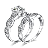 JewelryPalace Infini 1.5ct Zircone...