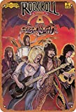 GenericBrands Aerosmith Rock and Roll Jahrgang