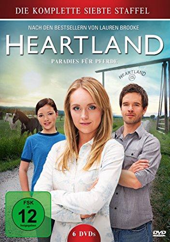 Heartland - Paradies für Pferde - Staffel 7 [6 DVDs]