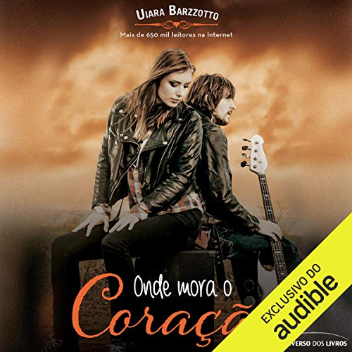 Onde mora o coração [Where the Heart Lives] audiobook cover art