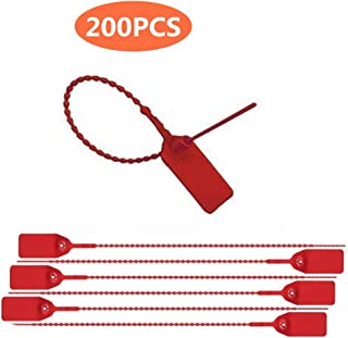 Red Pull-Tite Security Seal (Package of 200)