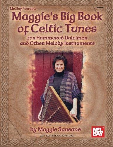 Mel Bay Maggie's Big Book of Celtic Tunes