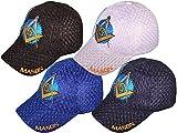 KYS Dozen Pack Wholesale ''Mason' Masonic Baseball Hats Caps (Assorted - 20671)