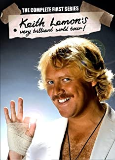 Keith Lemon's Very Brilliant World Tour - The Complete First Series