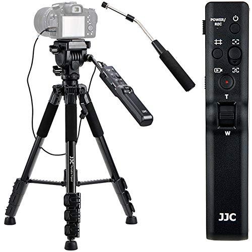 Camera Remote Control Tripod Rplac VCT-VPR1 for Sony ZV-1 ZV1 A6600 A6500 A6400 A6300 A6100 A6000 A1 FX3 A7SIII A7RIV A7RIII A7III A7RII A7SII A7II A7R A7S A7 A9 A9II RX10 IV III RX100 VII VI HX400V