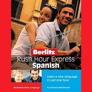 Rush Hour Express Spanish audiobook cover art