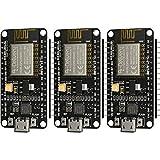 ✔️ Sichern Sie sich jetzt drei AZDelivery NodeMCU Amica Modul V2 ESP8266 zum Vorteilspreis mit Mengenrabatt! ✔️ Leistungsfähiger ESP8266-Microcontroller (ESP-12F) mit 802.11 b/g/n WLAN und integrierter Antenne. ✔️ Komfortables Prototyping durch einfa...