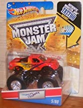 2011 Hot Wheels Monster Jam #5/80 TROPICAL THUNDER 1:64 Scale Collectible Truck with Monster Jam TATTOO