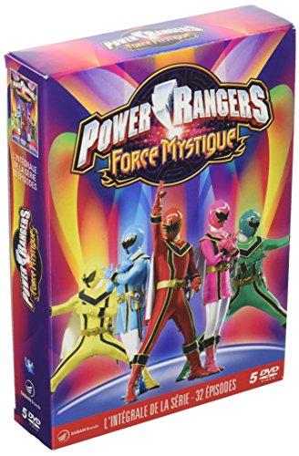 Coffret power ranger force myst [Francia] [DVD]