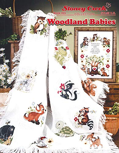 Stoney Creek Book, Woodland Babies