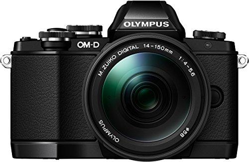Olympus E-M10 - Cámara Evil de 16 MP (Pantalla táctil 3