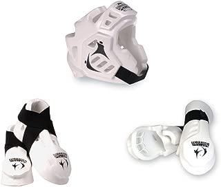 Macho Warrior 5 piece sparring gear set