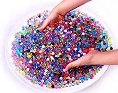 Quantity: Over 55,000 Beads, 10.50 Ounces. Colors: 12 Different Colors. Time: Fully Grown Within 2-4 Hours. Our Competitors Take 4-6 Hours. Packaging: Comes In A Fun Gift Ready Bag. Safety: Non-Toxic & Passed Safety Testing For Your Children.