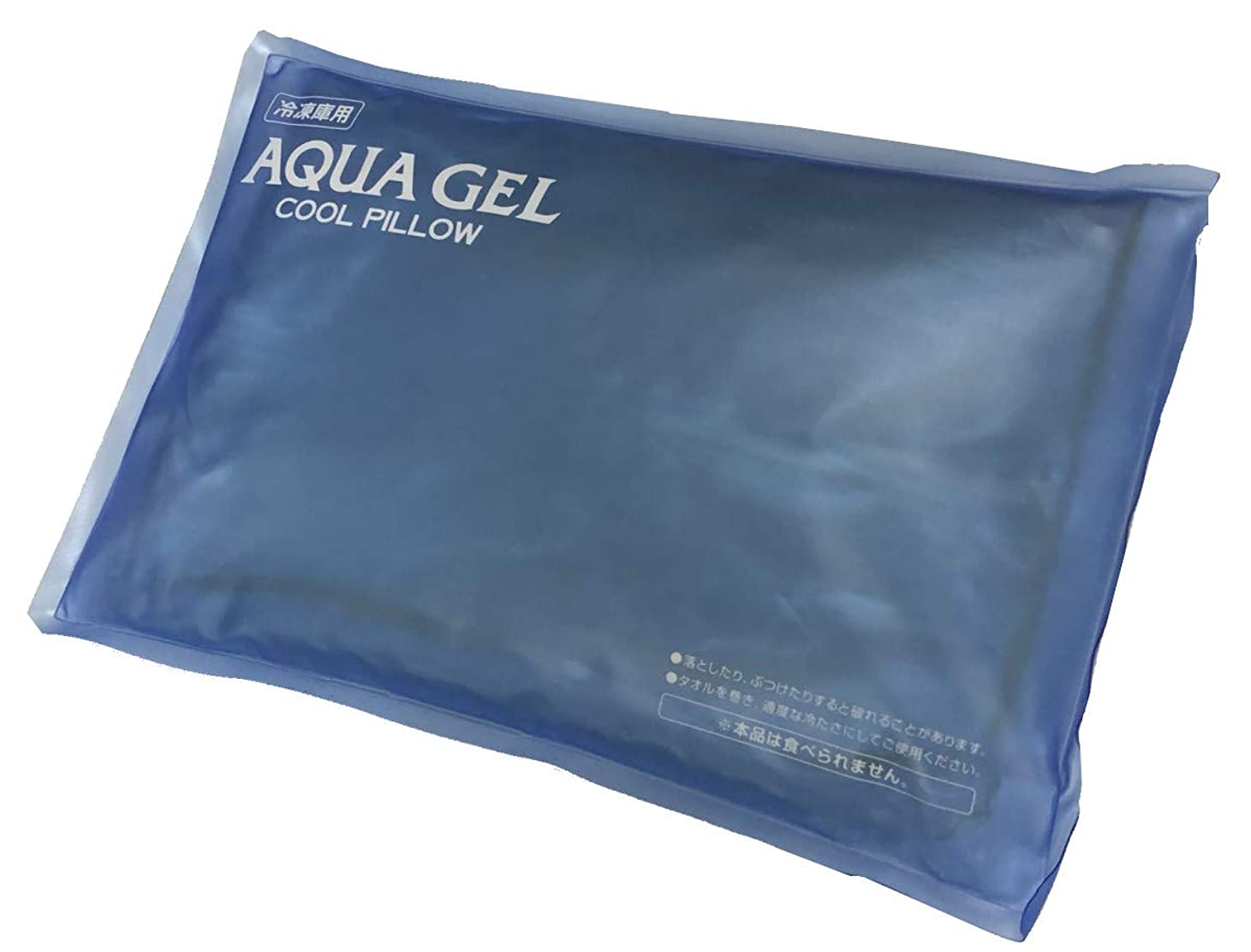 介入するゴム伝染性紀陽除虫菊 クラッシュゼリー アイス枕 凍らない冷凍枕 AQUA GEL K-2359 【まとめ買い2個セット】