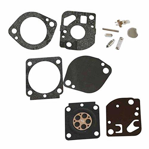 JRL Carburateur Kits de réparation Joints et Membranes Pour ZAMA C1Q S72B S81 S88 S98 S99 S100 S101 C1Q-S114 RB-132 STIHL FS 130R Trimmers STIHL DR121 BR 500 550 600 4180 UEM