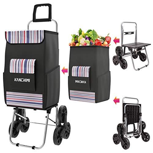 (60% OFF) Stair Climber Shopping Cart $32.00 – Coupon Code
