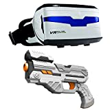VR Entertainment- Real Feel Alien Blasters Juguete (Genesis 63737)