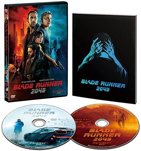 Blade Runner 2049DVD (First Press Limited Edition)