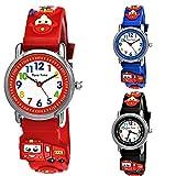 Pure Time - Reloj de pulsera para niños y niñas, diseño de...