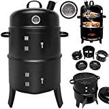 Deuba BBQ Charcoal Smoker Barbecue