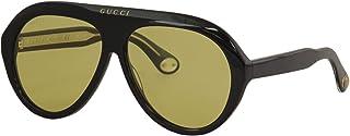 Gucci Men's Sunglasses Aviator GG0479S Black