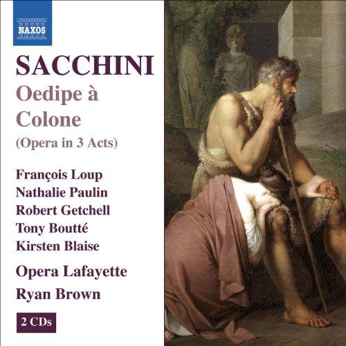 Oedipe a Colone: Act III Scene 1: Recitative: Dieux! Que tant de vertu - Duet: En ma faveur (Polynice, Antigone) - Recitative: On vient (Polynice)