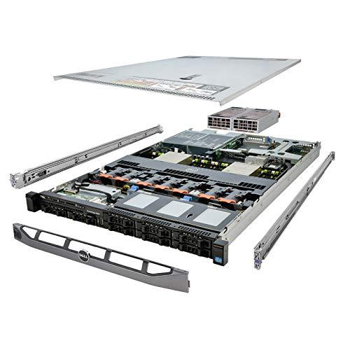 DELL PowerEdge R620 Server 2.90Ghz 16-Core 192GB 8X New 500GB SSD Rails (Renewed)