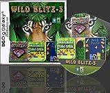 Wild Blitz 3 - Cube Crush, Jewel Blast, Brick Puzzle (Board Game) (PC Game)(Windows10 compatible)