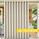 cololeaf Outdoor Curtain Water Repellent for Patio - Home Decorations...