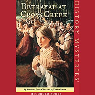 Betrayal at Cross Creek cover art