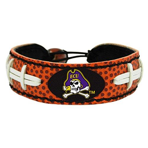 GameWear East Carolina Pirates Classic Football Armband, One Size, Braun