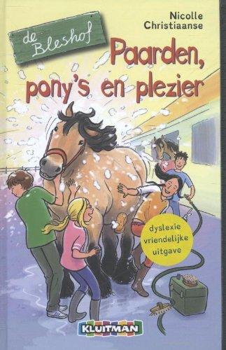 Paarden, pony's en plezier