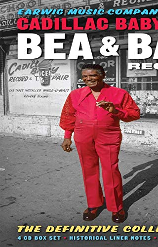Cadillac Baby's Bea & Baby Records - Definitive Collection