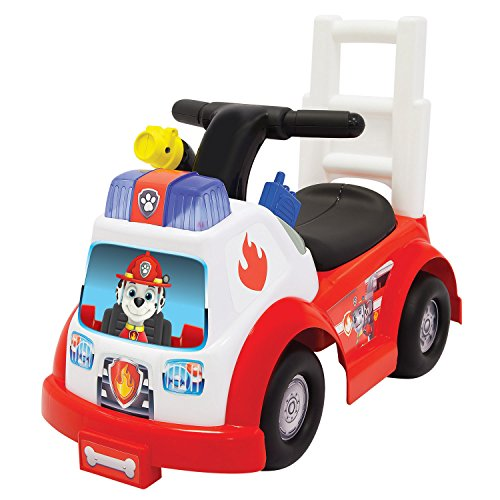 Paw Patrol Marshall Fire Engine Ride-On