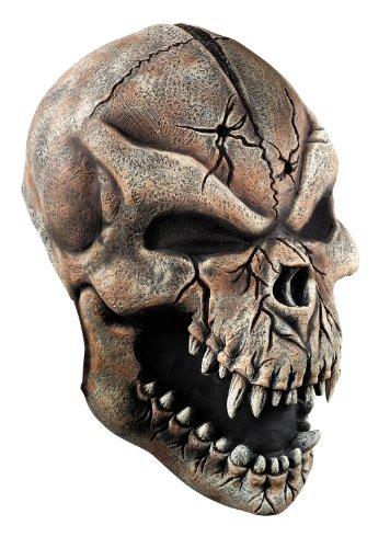 Generique - Masque crâne monstrueux Adulte