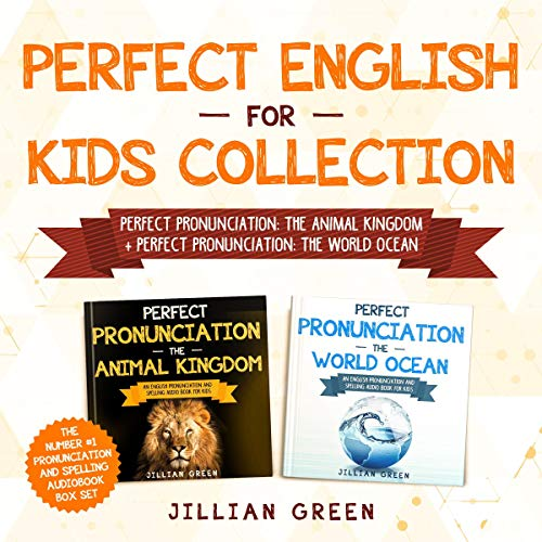 Perfect English for Kids Collection cover art