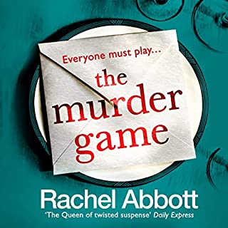 The Murder Game cover art