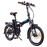NCM London E-Bike Faltrad