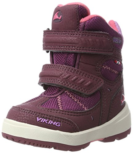 viking Toasty II 3-87060, Bootsportschuhe, Pink (Plum/Coral 6251), 26 EU (8.5 UK)