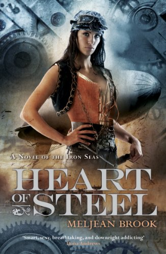 Heart of Steel (Iron Seas Book 2) (English Edition)