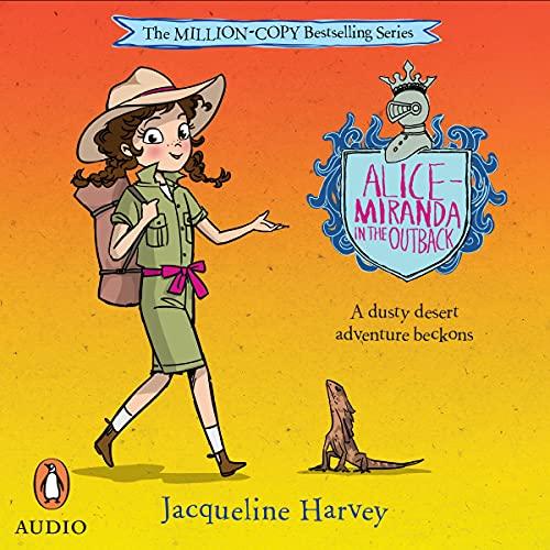 Alice-Miranda in the Outback cover art