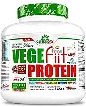 Amix Greenday vegefiit Protein 2A kgA aE A FlavourA aE A cacahuete-choco-caramelo Estimated Price : £ 41,40