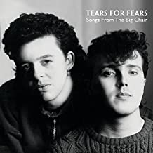 Songs From The Big Chair by Tears for Fears [1990] Audio CD