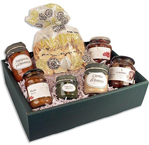 Geschenkset Antipasti (italienische Feinkost)