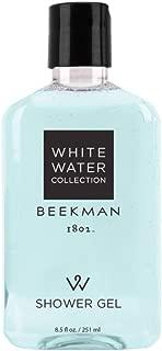 Beekman White Water Goat Milk Shower Gel
