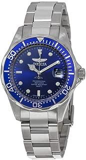 Invicta Mens Pro Diver Collection Watch Blue