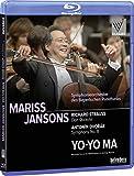 STrauss, R.: Don Quixote / Dvorak, A.: Symphony No. 8 / Carnival (Yo-Yo Ma, Bavarian Radio Symphony, Jansons) [Blu-ray]