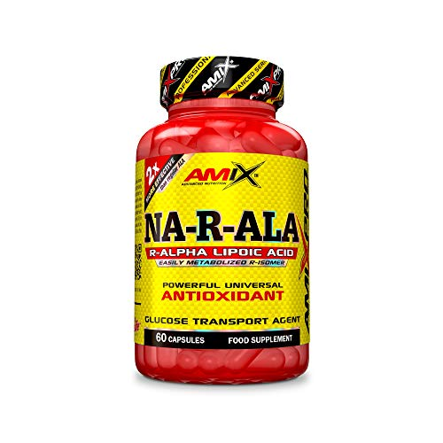 AmiXpro® series - NA-R-ALA - 60 capsulas [Amix Pro]