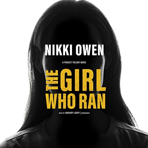 The Girl Who Ran audiobook cover art